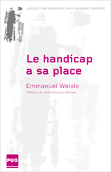 Le handicap a sa place couverture
